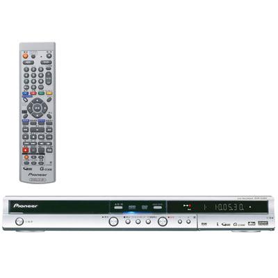 パイオニア(200GB)HDD搭載DVDレコーダー