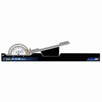 シンワ測定 丸ノコガイド定規 フリーアングル Neo 60cm 73162