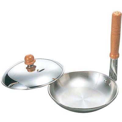 【クリックで詳細表示】ロイヤル クラデックス 縦柄 親子鍋(蓋付)HSDD-160 :EBM-3026000