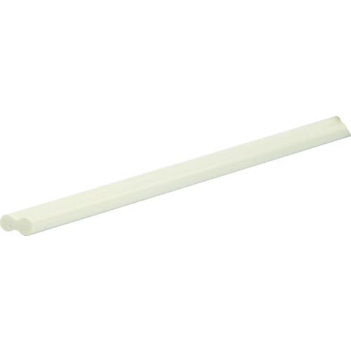 タキロン 溶接棒 PVC アイボリー ダブル 3MM×1M 鉛フリー