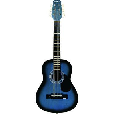 【クリックで詳細表示】ミニアコースティックギター W50 BLS ブルーサンバースト ソフトケース付き :4534853302517