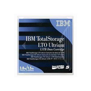 【クリックで詳細表示】IBM LTO Ultrium5 データカートリッジ 1.5TB/3.0TB 46X1290 1巻 :ds-964352