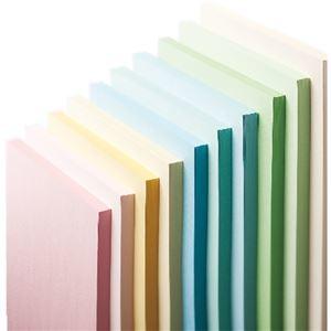【クリックで詳細表示】(まとめ) 長門屋商店 Color Paper A3 特厚口 桃 ナ-1421V 1冊(100枚) 【×4セット】 :ds-1570708