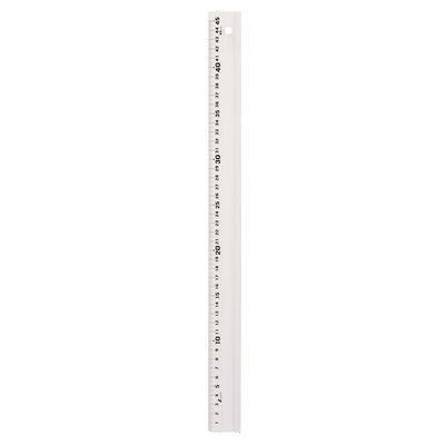 アルミ定規 アル助ホワイト 45cm 65426