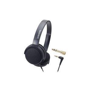 ds-2105615 Audio-Technica オーディオテクニカ 楽器用モニターヘッドホン ATH-EP300 BK (ds2105615)