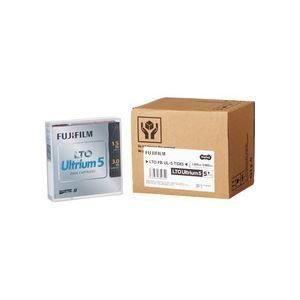 【クリックで詳細表示】TANOSEE 富士フイルム LTOUltrium5 データカートリッジ 1.5TB/3.0TB 1パック(5巻) :ds-2125790