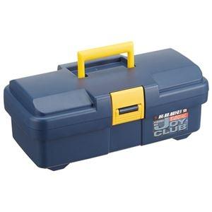 (まとめ) リングスター 工具箱ジョイクラブ JB-385 ブルー【×5セット】