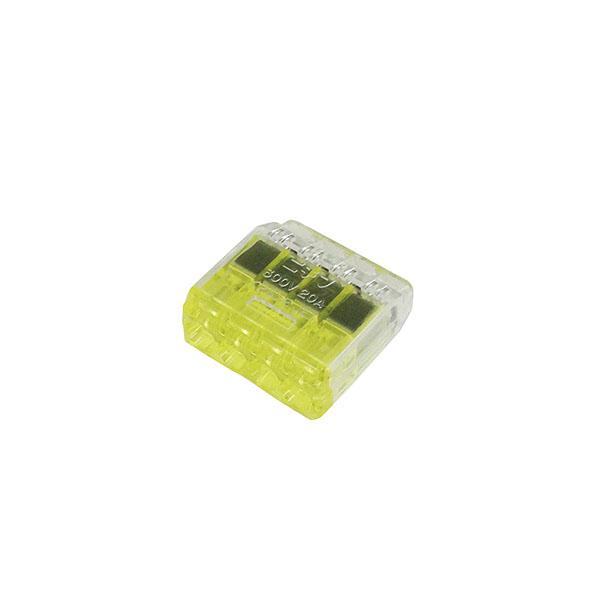 差込型電線コネクタ(QLX4/6個入り)