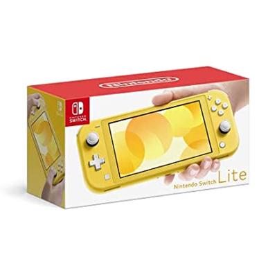 【送料無料】4902370542936 Switch Lite本体 イエロー