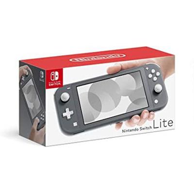 【送料無料】4902370542929 Switch Lite本体 グレー