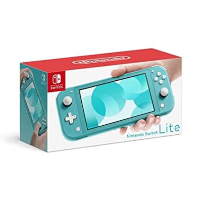 【送料無料】4902370542943 Switch Lite本体 ターコイズ
