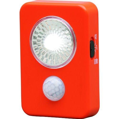 IRIS 248795 乾電池式LED屋内センサーライト ハンディタイプ