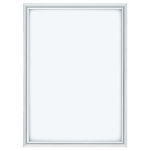 コクヨ 掲示用パネル(シンプルフレーム)規格A4サイズ シルバーフレーム カ-DEAA4C 1セット(10枚)