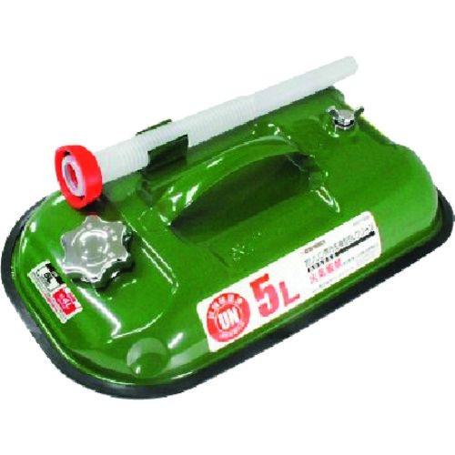 アストロプロダクツ ガソリン携行缶 横型 5L グリーン