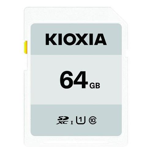 KIOXIA 4582563851436 SDメモリーカード KCA-SD064GS