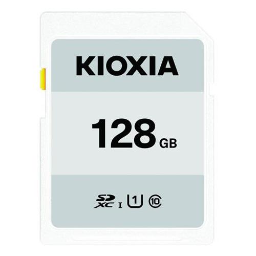 KIOXIA 4582563852075 SDメモリーカード KCA-SD128GS