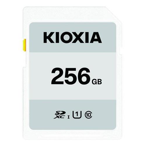 KIOXIA 4582563852082 SDメモリーカード KCA-SD256GS